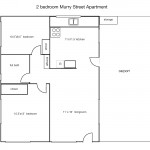 MurryStreet_2bedroom floorplan