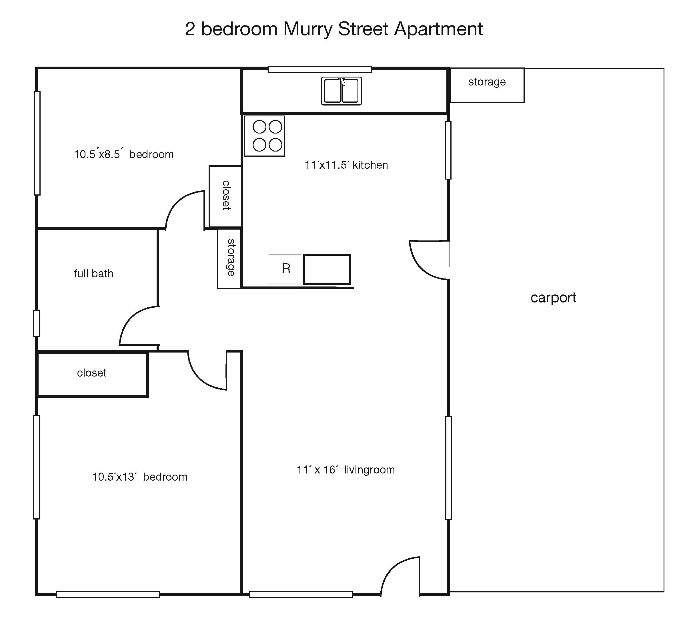 2 Bedroom Apartments In San Francisco For Rent: Casa And Murray Street Complex
