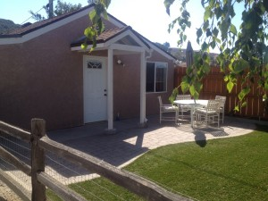 1 bedroom, 1 bath Granny unit at san Luis Obispo Ca 93401 for Rented