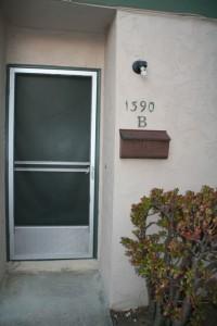 1390 B Front door