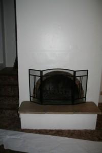 1390 B fireplace