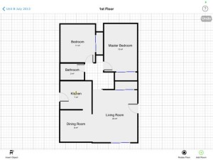 Coup B Floorplan