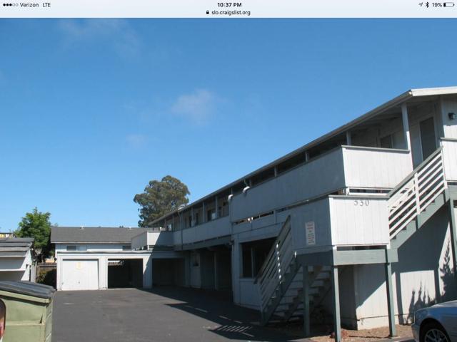 San Luis Obispo Apartment Rental Brought To You By Burdette